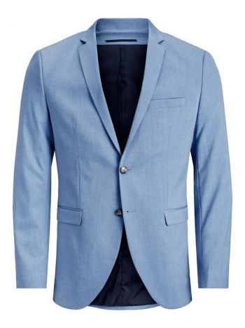 JPRSOLARIS SPRING BLAZER Chambray Blue/SUPER